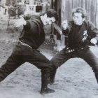 Ninjutsu Padova – Lezione mensile – Ichimonji no kata – La forma primordiale