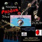 Ninjutsu Padova al Festival dell'oriente – Sabato 14 dicembre 2019