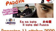 Ninjutsu Padova – Lezione mensile – Ka no Kata – Il Kata del Fuoco